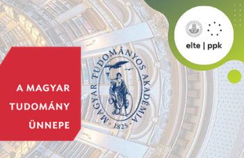 Az ELTE PPK programjai a Magyar Tudomány Ünnepén 2020-ban