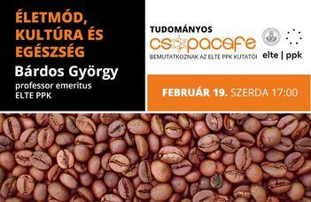 CSOPA CAFÉ: Életmód, kultúra és egészség