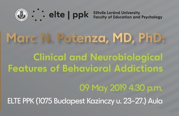 Marc N. Potenza, MD, PhD: Clinical and Neurobiological Features of Behavioral Addictions
