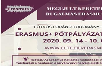 ERASMUS+ student mobility program