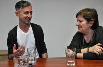 """""""Nem egy műtárgyakat bemutató raktárat kellett terveznünk"""" - Interjú Dúll Andreával és Félix Zsolttal"""