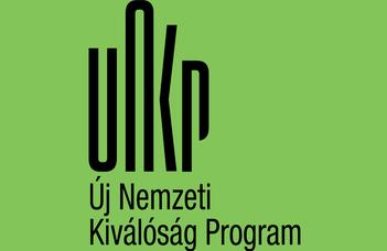 Az Új Nemzeti Kiválóság Program (ÚNKP) 2020/2021. tanévi pályázati kiírásai