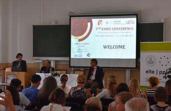 Lezárult a 7. ENSEC konferencia