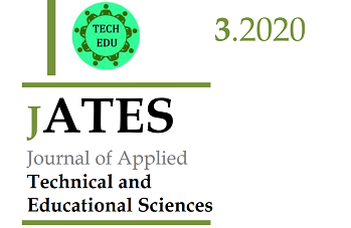 A környezeti nevelés a jATES c. folyóirat fókuszában