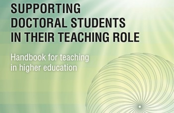 Zsuzsa Kovács – Anna Wach (eds): Supporting doctoral students in their teaching role handbook has been published