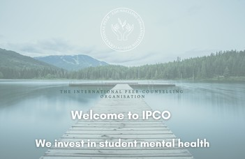 International Peer-Counselling Organisation (IPCO) was established by ELTE PPK's psychology students