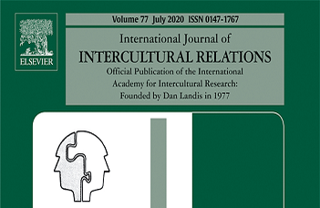 Social contact configurations of international students at school and outside of school: Implications for acculturation orientations and psychological adjustment